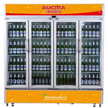 澳柯玛 SC-1152NE 立式冷藏展示柜