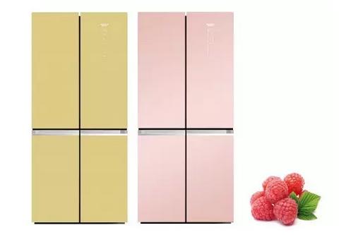 澳柯玛-法式四门冰箱