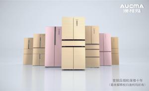 中式智慧无霜冰箱