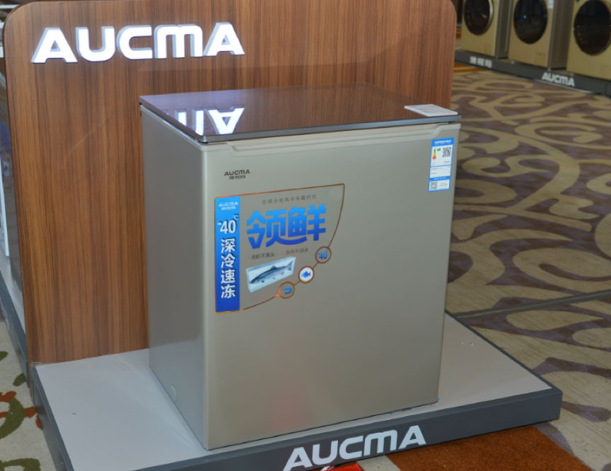商用冷柜哪个牌子好:澳柯玛【智酷冷柜】 深冷速冻,0.