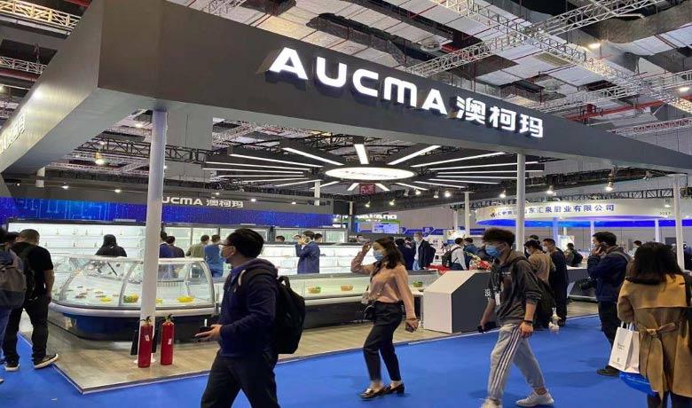 澳柯玛智慧冷链亮相2020中国零售业博览